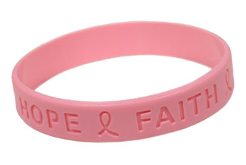 T Cancer Awareness Month Is In October And Bracelets Are High Demand During This Of Campaigning Against