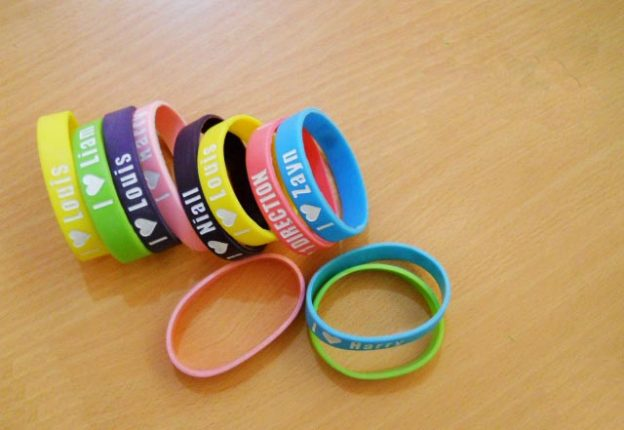 Custom Silicone Wristbands For Events
