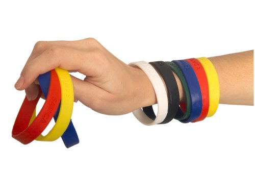 Wristband And A Bracelet