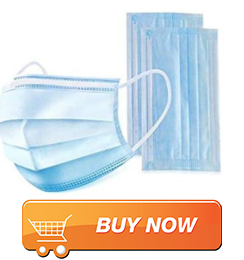 3ply disposable face masks
