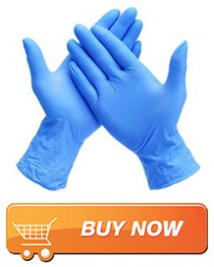 nitrile gloves for sale