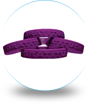 embossed-wristbands